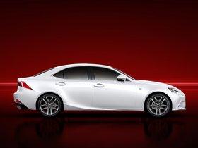 Ver foto 4 de Lexus IS 250 F-Sport 2013