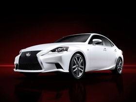 Fotos de Lexus IS 250 F-Sport 2013