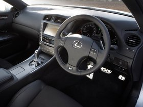 Ver foto 7 de Lexus IS 250 F-Sport UK 2010