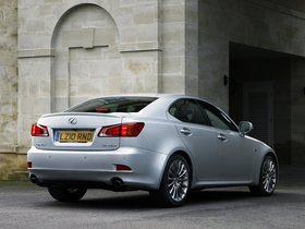 Ver foto 5 de Lexus IS 250 F-Sport UK 2010
