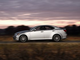 Ver foto 2 de Lexus IS 250 F-Sport UK 2010