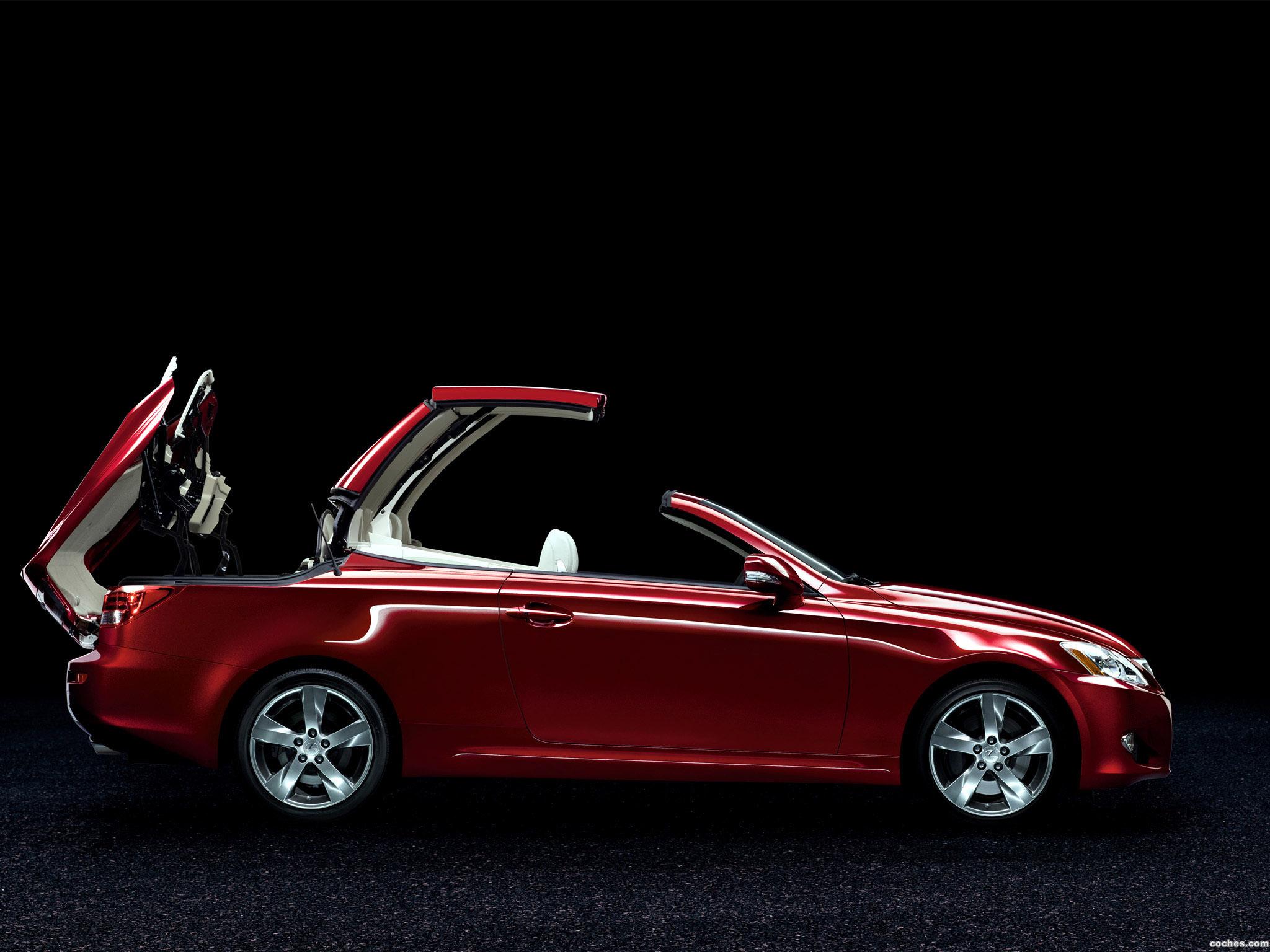 Foto 15 de Lexus IS 250C 2009