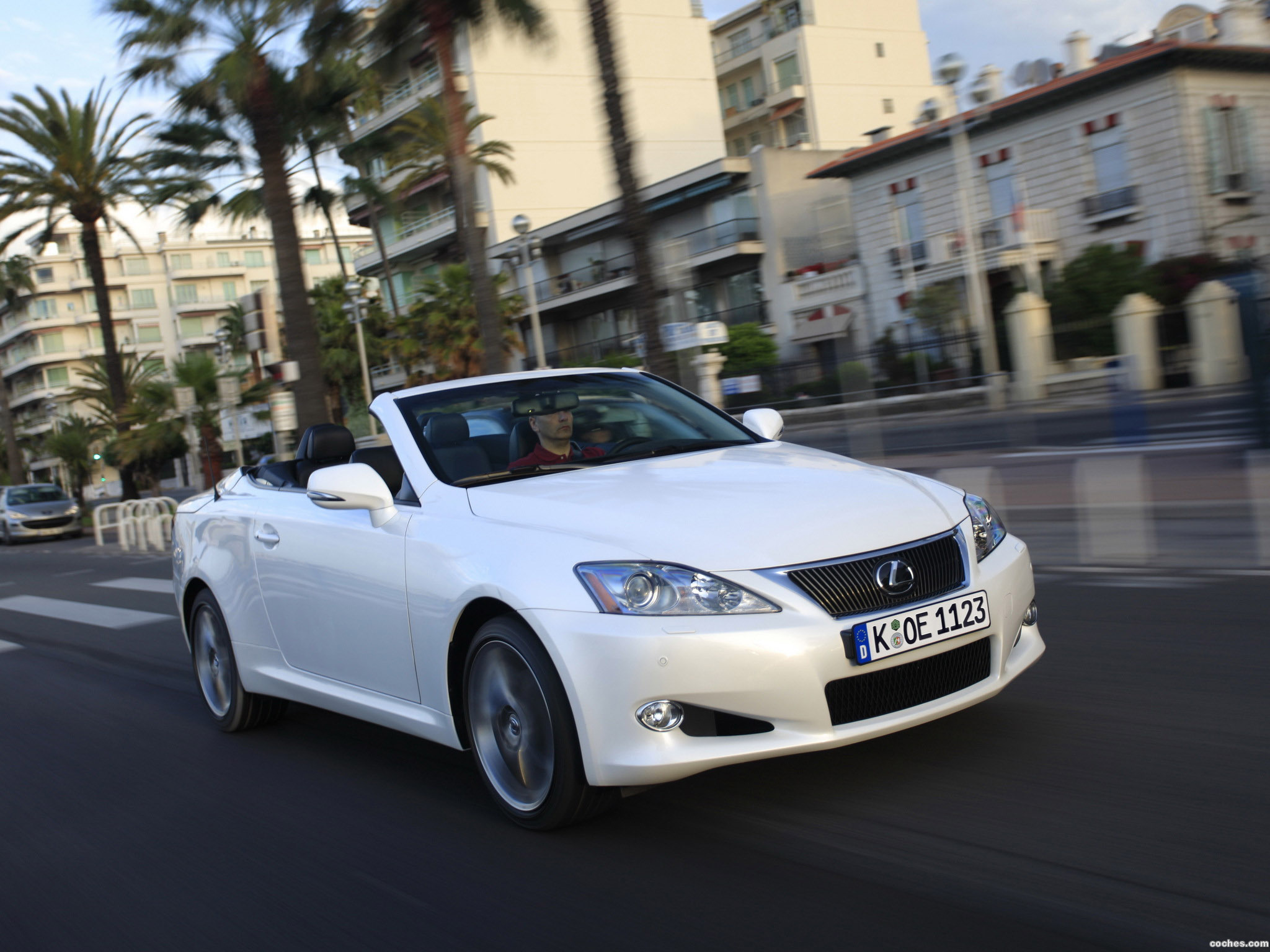 Foto 1 de Lexus IS 250C 2009