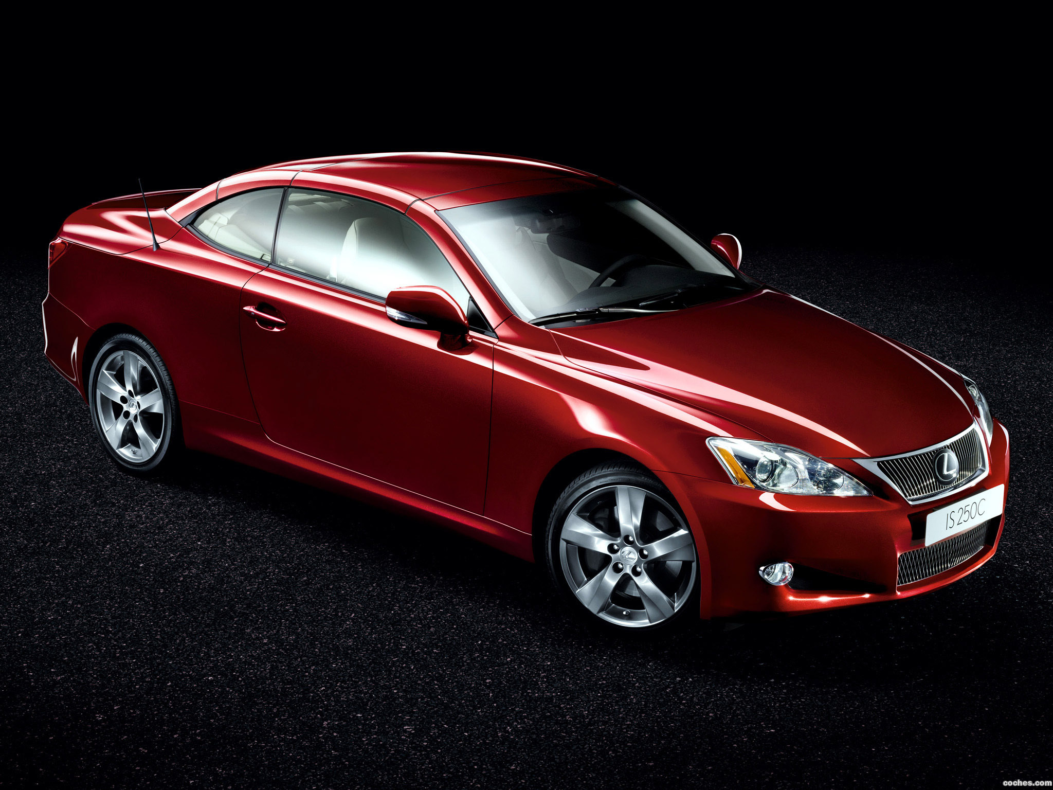 Foto 22 de Lexus IS 250C 2009
