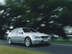 Ver foto 1 de Lexus IS 300 2001