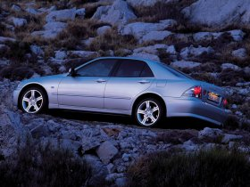 Ver foto 8 de Lexus IS 300 2001