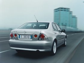 Ver foto 6 de Lexus IS 300 2001