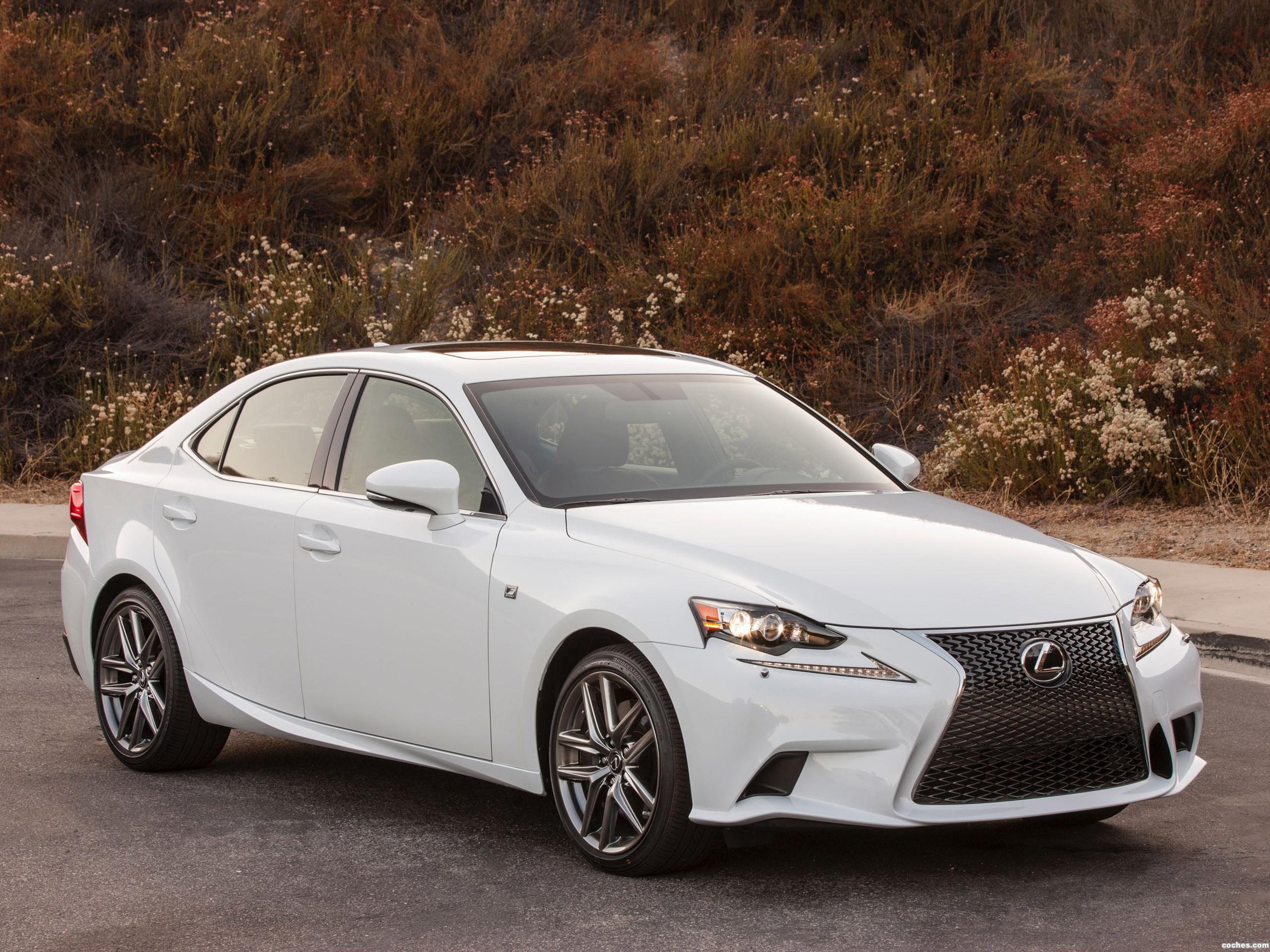Foto 0 de Lexus IS 300 AWD F-Sport 2015