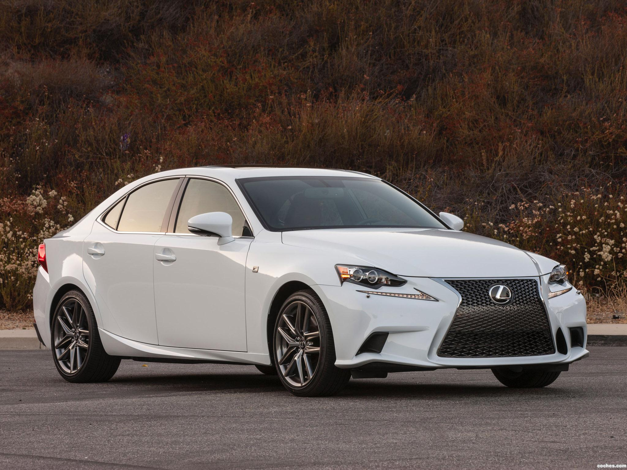 Foto 11 de Lexus IS 300 AWD F-Sport 2015