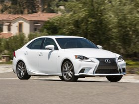 Ver foto 7 de Lexus IS 300 AWD F-Sport 2015