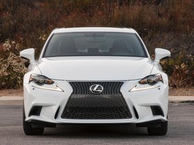 Ver foto 6 de Lexus IS 300 AWD F-Sport 2015