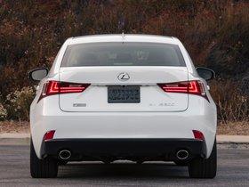 Ver foto 10 de Lexus IS 300 AWD F-Sport 2015