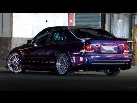 Ver foto 3 de Lexus IS 300 by David Huang 2009
