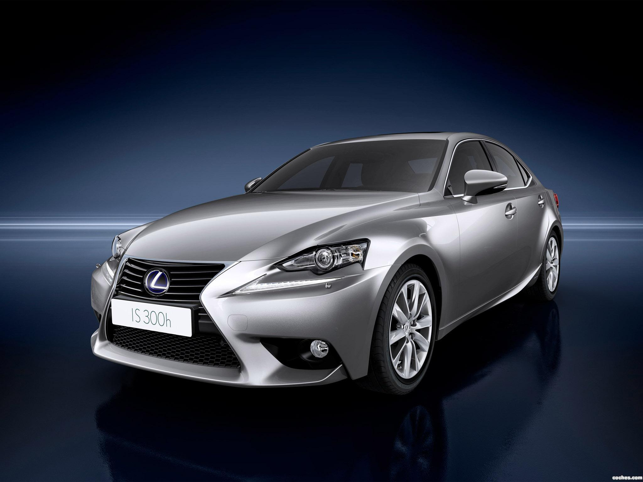 Foto 0 de Lexus IS 300h 2013