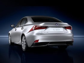 Ver foto 6 de Lexus IS 300h 2013