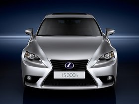 Ver foto 4 de Lexus IS 300h 2013