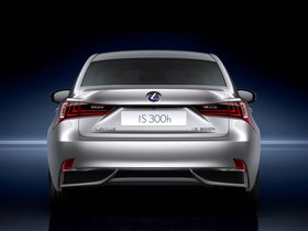 Ver foto 3 de Lexus IS 300h 2013