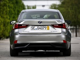 Ver foto 9 de Lexus IS 300h Europe 2013