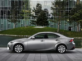 Ver foto 7 de Lexus IS 300h Europe 2013