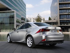 Ver foto 5 de Lexus IS 300h Europe 2013