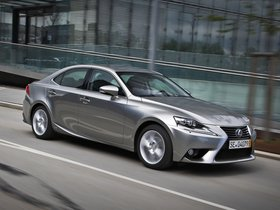 Ver foto 4 de Lexus IS 300h Europe 2013