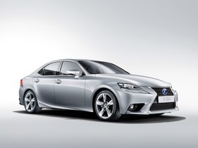 Ver foto 1 de Lexus IS 300h Europe 2013