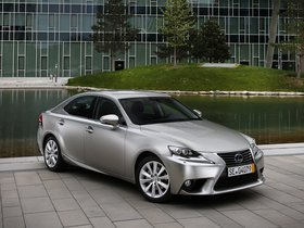 Ver foto 16 de Lexus IS 300h Europe 2013