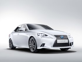 Fotos de Lexus IS 300h F-Sport 2013