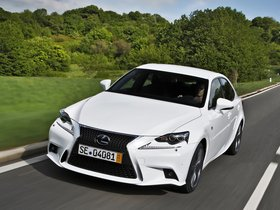 Ver foto 9 de Lexus IS 300h F-Sport Europe 2013