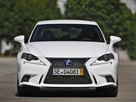 Ver foto 5 de Lexus IS 300h F-Sport Europe 2013