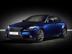 Fotos de Lexus IS 300h F-Sport Europe 2013