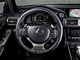 Ver foto 20 de Lexus IS 300h F-Sport Europe 2013