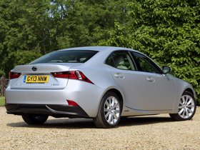Ver foto 3 de Lexus IS 300h XE30 UK 2013