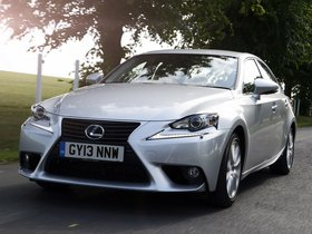 Fotos de Lexus IS 300h XE30 UK 2013