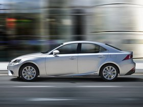 Ver foto 6 de Lexus IS 300h XE30 UK 2013