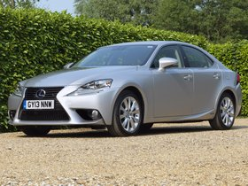 Ver foto 4 de Lexus IS 300h XE30 UK 2013