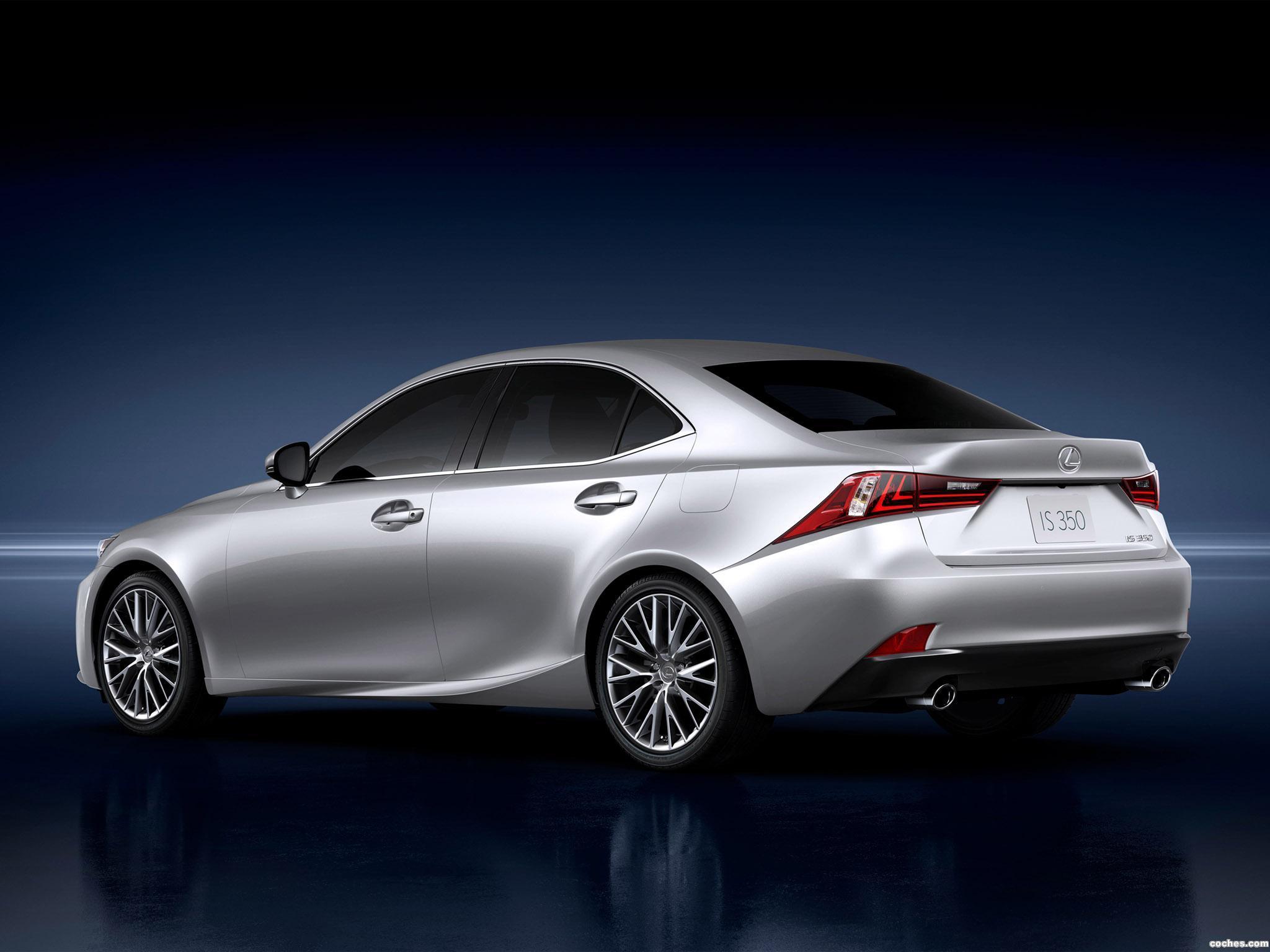 Foto 5 de Lexus IS 350 2013