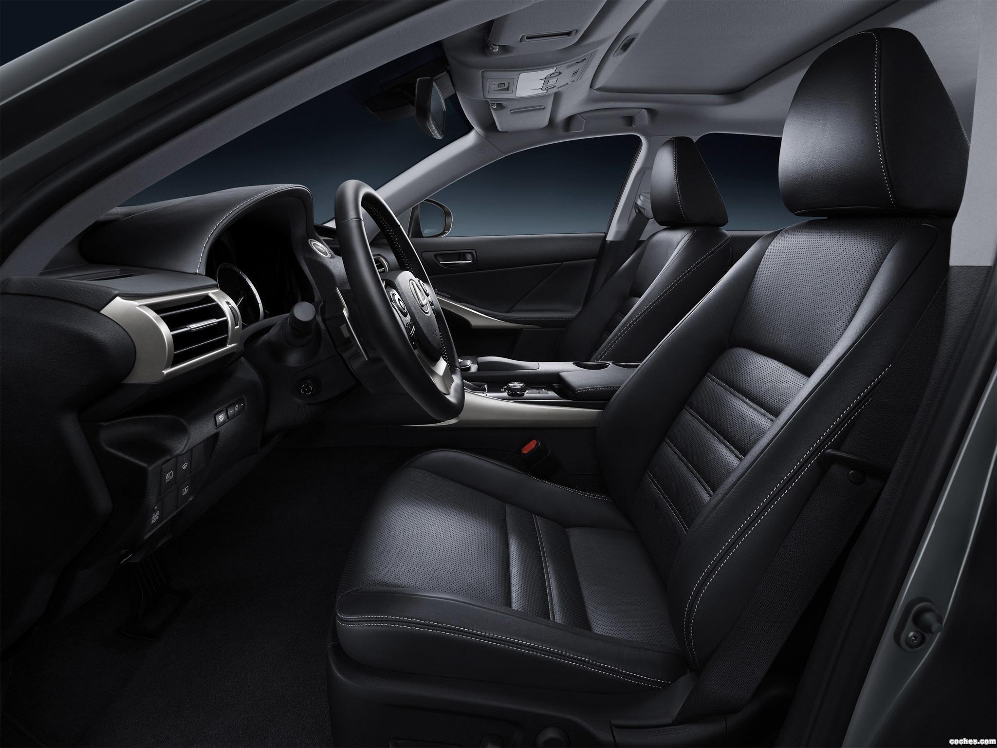 Foto 17 de Lexus IS 350 2013