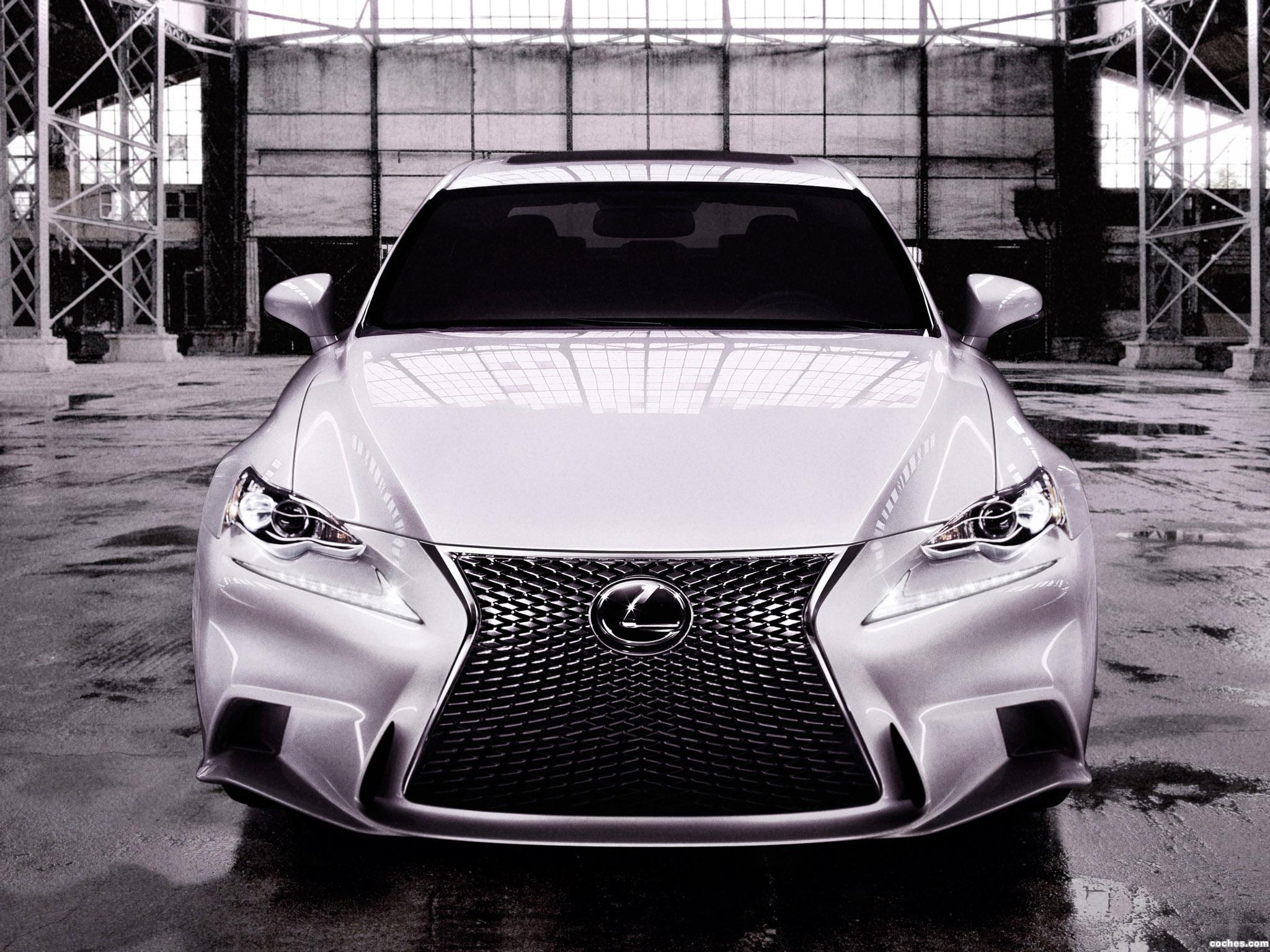 Foto 0 de Lexus  IS 350 F-Sport 2013