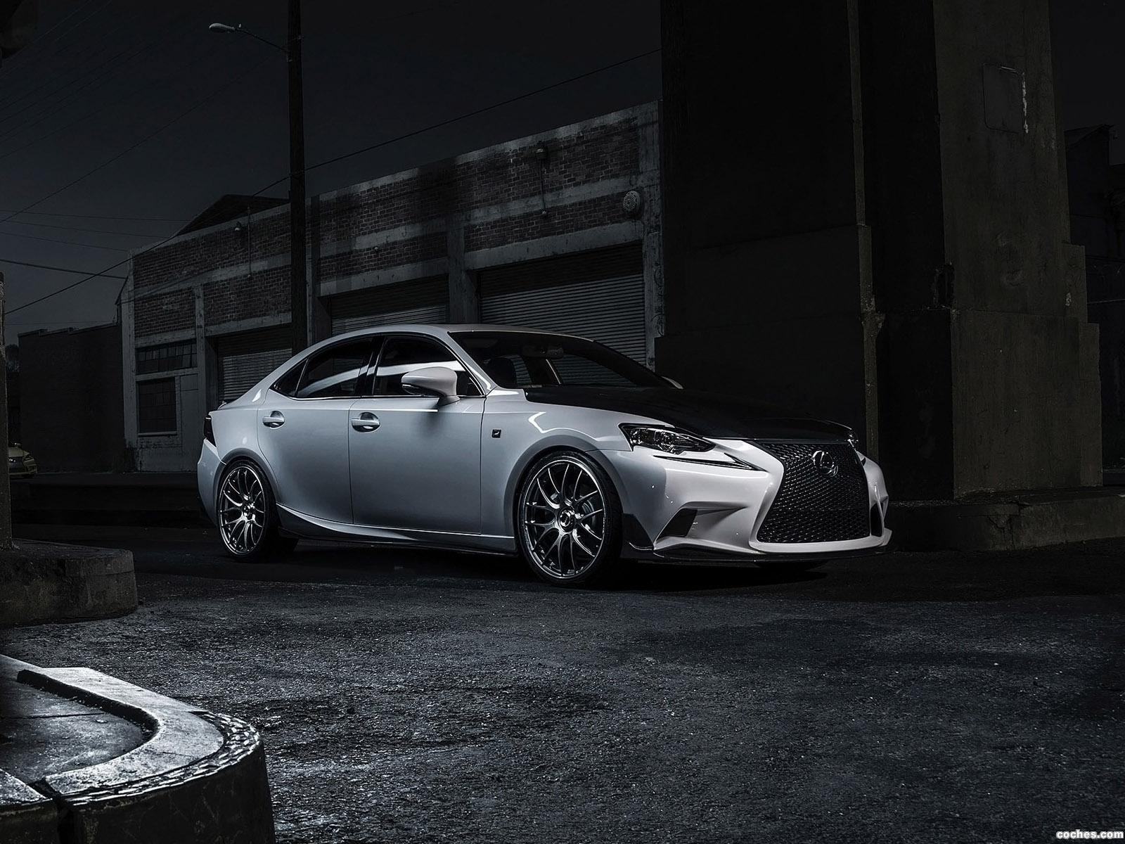 Foto 0 de Lexus IS 350 F-Sport by Seibon Carbon 2013