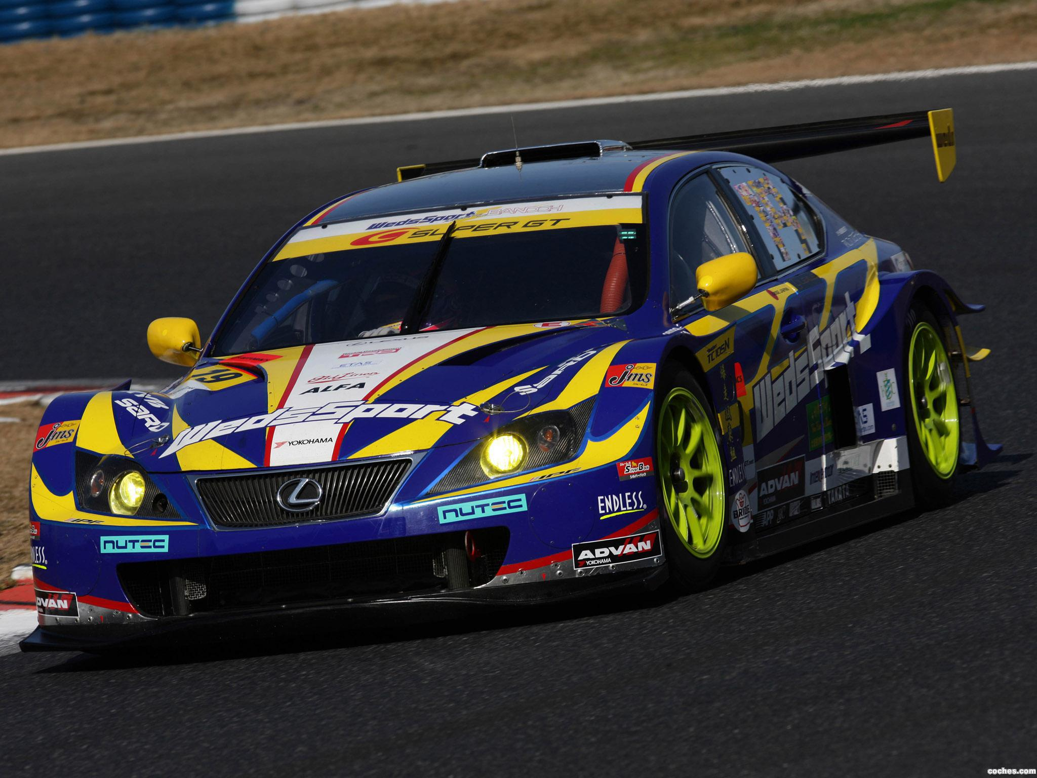 Foto 0 de Lexus IS 350 Super GT 2008