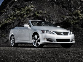 Fotos de Lexus IS 350C 2009