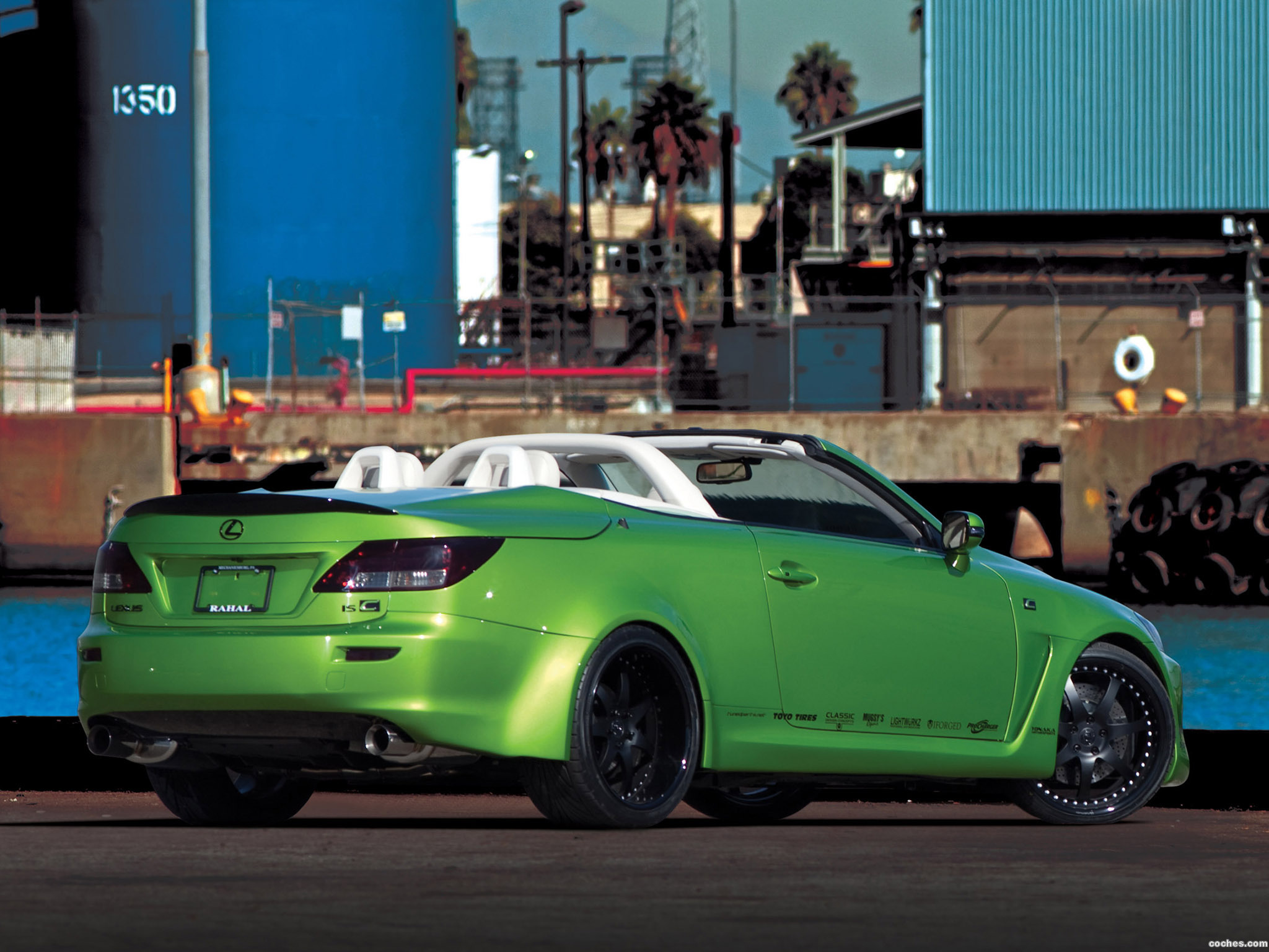 Foto 1 de Lexus IS 350C Supercharged V6 by Fox Marketing 2009
