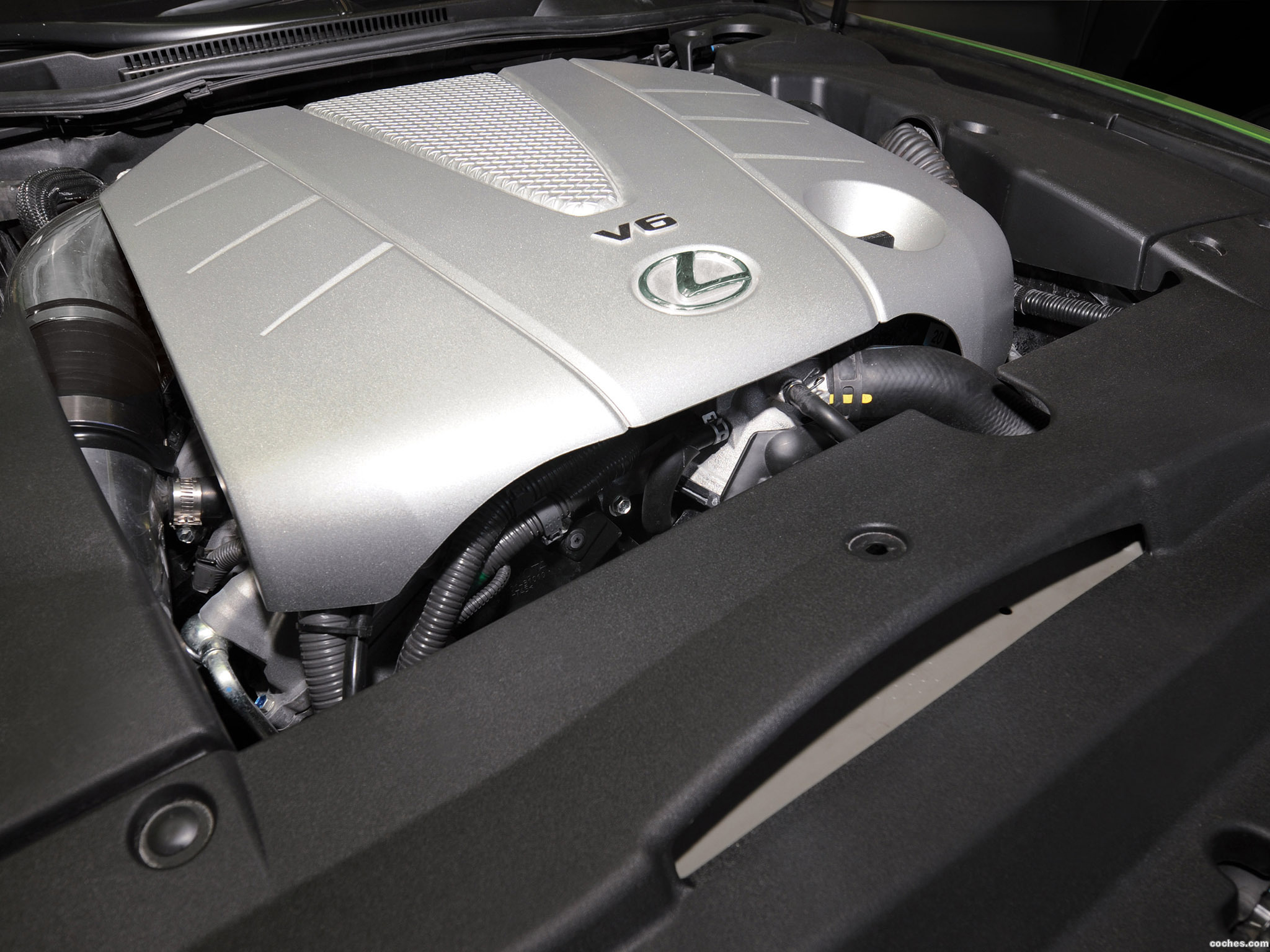 Foto 3 de Lexus IS 350C Supercharged V6 by Fox Marketing 2009
