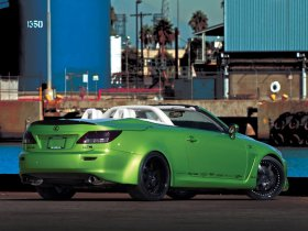 Ver foto 2 de Lexus IS 350C Supercharged V6 by Fox Marketing 2009