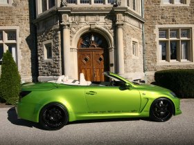 Ver foto 9 de Lexus IS 350C Supercharged V6 by Fox Marketing 2009