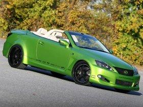 Ver foto 6 de Lexus IS 350C Supercharged V6 by Fox Marketing 2009