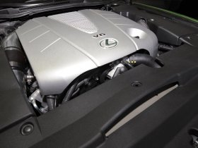 Ver foto 4 de Lexus IS 350C Supercharged V6 by Fox Marketing 2009