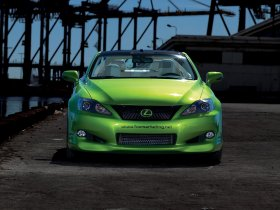 Ver foto 3 de Lexus IS 350C Supercharged V6 by Fox Marketing 2009