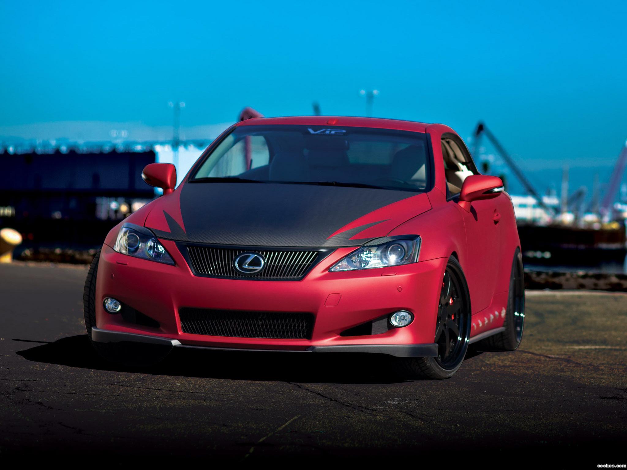 Foto 0 de Lexus IS 350C by Vip Auto Salon 2009